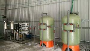 石阡縣板橋鎮每小時6噸水處理設備
