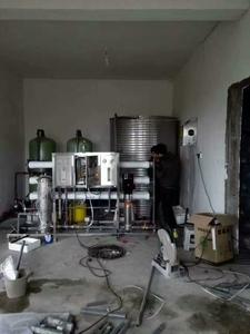 畢節市威寧縣東風鎮每小時3噸水處理設備