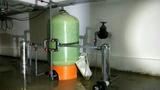 遵義市新蒲新區每小時30噸園林澆灌水處理設備完裝完畢