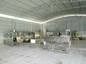 畢節市黔西縣金碧鎮黔沙水廠每小時300桶灌裝設備