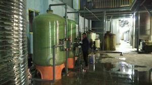 銅仁玉屏大龍每小時12噸水處理設備安裝完畢