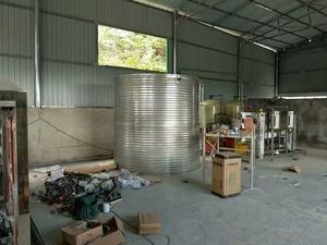務川縣黃都鎮映山每小時6噸水處理設備
